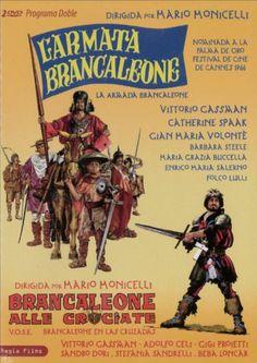 L'ARMATA BRANCALEONE - BRANCALEONE ALLE CROCIATE | eBay
