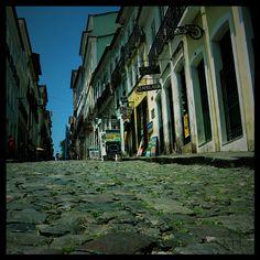 Pelourinho, Salvador, Bahia, Brasil.