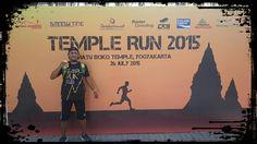 Finisher Tample Run