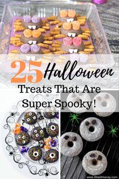 25 Super Spooky Halloween Treats - Life with Tanay