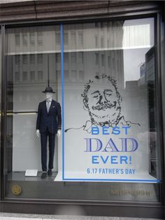father's day, pinned by Ton van der Veer