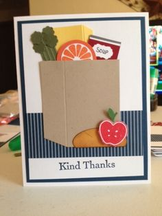 grocery bag thank you by tammy bolster.