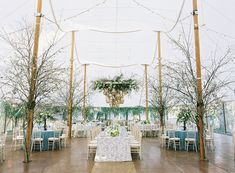 It is always so impressive when wedding designers are able to completely transform a space. and did such a spectacular job designing this reception tent at Rentals from Vineyard Wedding Venues, Alton Lane, Clifton Inn, Southern Weddings, Wedding Designs, Tent, Wedding Planning, Wedding Day, Fine Art