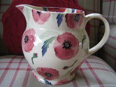 Poppy 3 pint jug