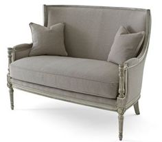 Settee Sofa Antique French Interiores Settee Furniture Home Decor Vintage Settee, Antique Sofa, Take A Seat, Love Seat, Luxury Furniture, Home Furniture, Furniture Ideas, Home Design Decor, Home Decor