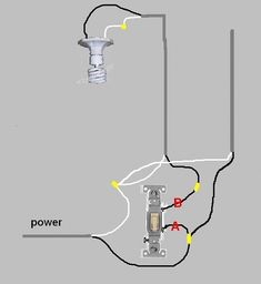 Pin on Electricity- three way switching