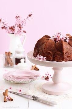 Bundt cake de miel y canela | Con aroma de vainilla