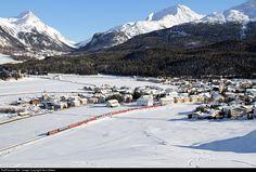 23.Dream Trains- Celerina, Switzerland