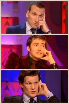 Nine, Ten and Eleven. Gorgeous