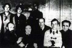 Circulo de bajtin 1924 - Mikhail Bakhtin – Wikipédia, a enciclopédia livre