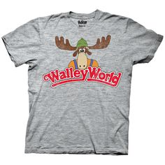 Wallyworld Logo Tee- Need to get this for my fam for christmas!