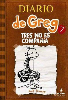 Tres No Es Compaia (Diario de Greg, 7)