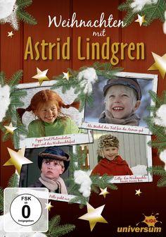 Weihnachten mit Astrid Lindgren: Amazon.de: Astrid Lindgren: DVD & Blu-ray
