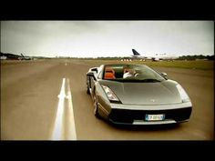 Lamborghini Gallardo Spyder supercar review - Top Gear - BBC