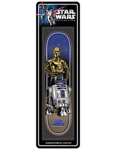 Santa Cruz x Star Wars Droids Collectible Deck - 8.375