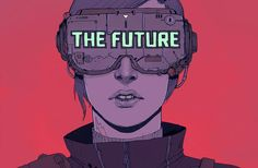 The Future is Now – Les jolies illustrations dystopiques de Josan Gonzalez