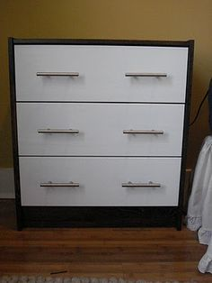 IKEA Rast dresser hack round-up (Rast is the cheapest dresser, plain unstained wood.)