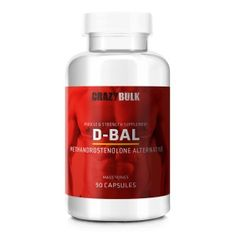 D-Bal is a safe alternative to chemical Dianabol and offers some good results without any health risks.