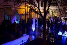 #mobiliario con #luz #led www.lavidaenled.com