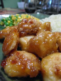 Sweet and Sour Chicken Bites on MyRecipeMagic.com are super easy to make and the taste is so delicious!