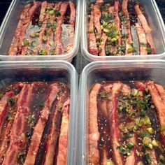 Korean Marinated BBQ Short Ribs Recipe by serenastyle on #kitchenbowl