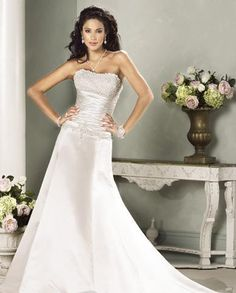 wedding dresses a line wedding dresses 2014 wedding dresses with straps ruffle skirt hem strapless wedding dresses a line chapel train