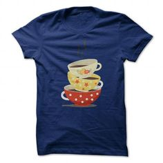 Everyday is a coffee day T Shirts, Hoodies. Get it here ==► https://www.sunfrog.com/LifeStyle/Everyday-is-a-coffee-day-NavyBlue-66204719-Guys.html?41382