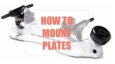 Learn how to mount your plates for Roller Derby with Skate Britain
