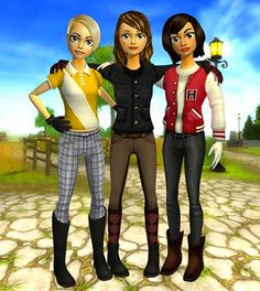 Starstable Friends : )