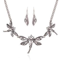* Penny Deals * - Winter.Z Dragonfly jewelry accessories hollow retro fashion sweater chain necklace *** Read more at the image link.