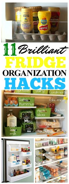 11 Brilliant organization hacks you would want to try.