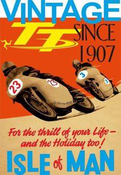 ISLE OF MAN TT RACES 2015 T SHIRTS T-SHIRTS TOPS MOTO BIKER MOTOR CYCLE RACING