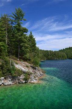 lac Vert Quebec Canada  Nina Haigh Photography