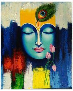Ganesha Painting, Buddha Painting, Madhubani Painting, Buddha Art, Mural Painting, Ganesha Art, Abstract Painting Canvas, Indian Art Paintings, Modern Art Paintings