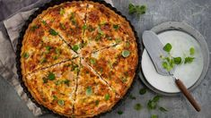 Kulman Keittiön maalaiskinkkupiiras Quiche, Pizza, Cheese, Breakfast, Food, Morning Coffee, Essen, Quiches, Meals