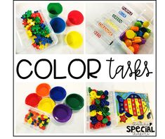 Color Sorting and Co