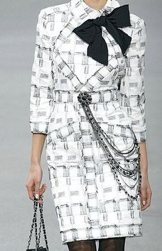 Chanel Spring 2009 RTWevery woman needs Chanel.