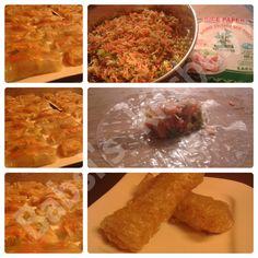 FRÜHLINGSROLLEN Rezept: http://babsiskitchen-foodblog.blogspot.de/2015/07/fruhlingsrollen.html