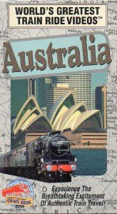 World's Greatest Train Ride Videos: Australia (VHS) Train Rides, Train Travel, The World's Greatest, Wonderful Places, New Zealand, Journey, Tours, Australia, Adventure