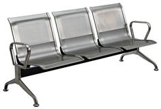 STAINLESS STEEL :Airport Seating Alliance
