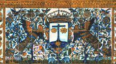 Fundação Gulbenkian Exposição O brilho das cidades. A rota do azulejo