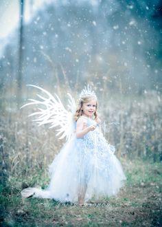 Ice fairytale photography - Fairyography - www.fairyography.com