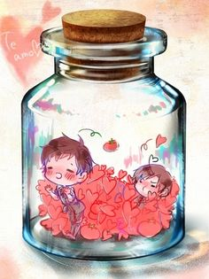 Spamano in a jar, do you think they have this at walmart? They probably do, they have everything there