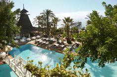 Hotel Marbella Club | The Grill Restaurant | Restaurants in Marbella www.marbellaclub.com www.sadlerandco.com
