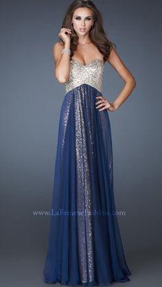 Shop for La Femme prom dresses at PromGirl. Elegant long designer gowns 6f0fc0d6c222