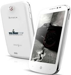 Hitech S500 is a budget phone made for people who are buying smartphone for the first time; it is a low end handset but the performance is still decent for its price.