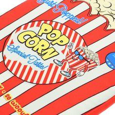 "WOOUF! Pochette iPad ""Pop Corn"""