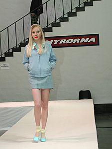 Catwalk Postmodern by Myrorna. Liljevalchs 2002.