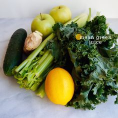mean green juice by Freutcake 3 Day Juice Cleanse : How To