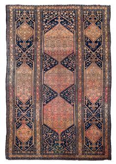 Kurd Antique Tribal Rugs